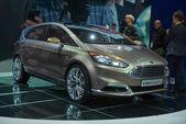 Ford S-MAX Concept premiere — Foto de Stock