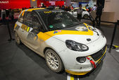 Opel ADAM race edition — Foto de Stock
