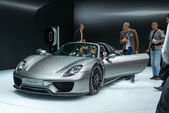 Porsche 918 Spyder — Stock Photo