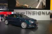 New Opel Insignia world premiere — Foto de Stock