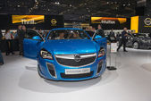 New Opel Insignia OPC world premiere — Stock Photo