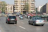 Tahrir square in Cairo — Stock Photo