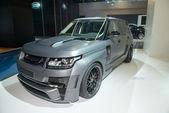 Range Rover by HAMANN — Stock Photo