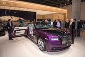 Rolls-Royce Wraith — Foto de Stock