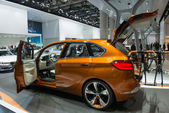 BMW Concept Active Tourer — Foto de Stock