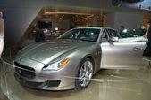 Maserati Quattroporte Ermenegildo Zegna — Foto de Stock