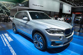 BMW Concept X5 eDrive — Foto de Stock