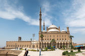 The Saladin Citadel the Mosque — Stock Photo