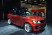 Range Rover Sport new generation — Stock Photo