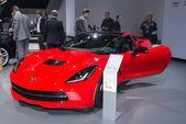 Chevrolet Corvette Stingray convertible — Stock Photo