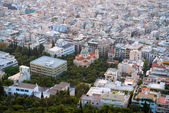 Vista de Atenas — Fotografia Stock