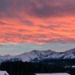 Sunrise near Zillertal — Stock Photo #51728653