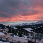 Sunrise near Zillertal — Stock Photo #51728677