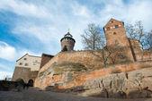 Nuremberg Imperial Castle — Stock Photo