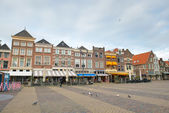 Old house in Delft — Stock Photo