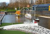 Miniature city, Hague — Foto de Stock