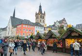 Christmas Market,  Trier — Stock Photo