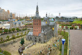 Miniature city, Hague — 图库照片