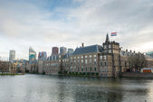 Parliament in Hague — Foto Stock