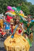 Carnaval das culturas, Berlim — Fotografia Stock