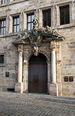 Hall of Nurmeberg — Stock Photo