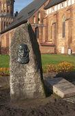 Julius rupp Anıtı — Stok fotoğraf