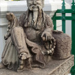 Chinese statue — Stock Photo