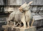 Chinesische statue — Stockfoto