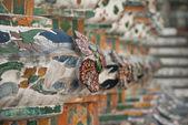 Keramik blume — Stockfoto