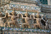 Thai sculpture — Stock Photo