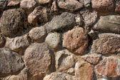 Granite wall — Stockfoto