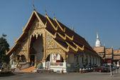 Wat Phra Singh — Stockfoto