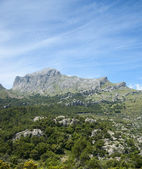 Serra de Tramuntana — Stock Photo