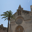 Sant Jaume church — Stock Photo