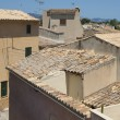 Alcudia roofs — Stock Photo #27149413