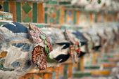 陶瓷花 — 图库照片