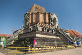 Wat Chedi Luang temple — Stock Photo