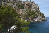 Sa Calobra bay — Stock Photo