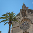 Sant Jaume church — Stock Photo #31310075