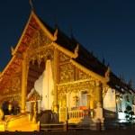Wat Phra Singh — Stock Photo #35534481