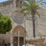 Sant Jaume church — Stock Photo