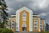Kerimaki church — Stock Photo