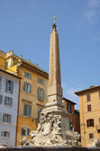 Obelisk for the Pantheon — Stock Photo