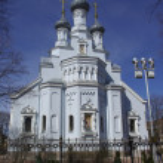 Catedral Ortodoxa — Fotografia Stock  #3855757