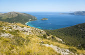 The coast of Mallorca — Stock Photo
