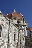 Duomo of Florence — Fotografia Stock