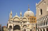 San Marco Basilica — Stock Photo