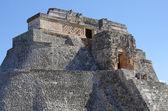 Pyramid at Uxmal — Stock Photo