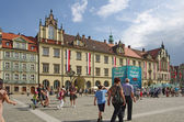 Main Market Square — Stock Photo