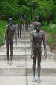 The Memorial to the victims of Communism — Stock Photo